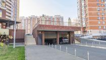 ПентХауз офис - фасад, гараж и прилегающая территория